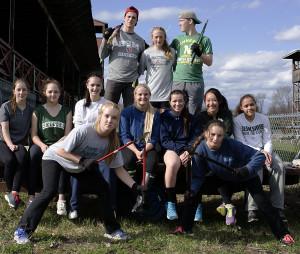 Berkshire School Crew!